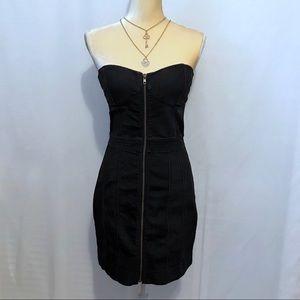 Jessica Simpson Jean Mini Dress Women M